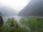 jiu zhai gou beautiful scenery.