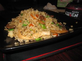 Ajisen Ramen fried rice