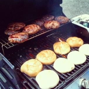 lunch BBQ