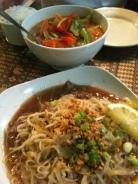 yummy Thai food pad thai