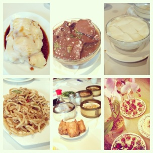Have you tried these dim sum dishes? (Happy Mother's Day!)