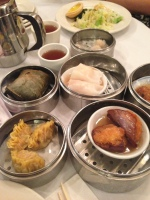 buffet with dimsum included