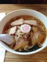 Roast Pork Noodle Soup (Mentei/Boston MA)