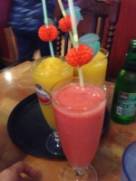 Chinese buffet drinks (Royal buffet/Waterbury CT)