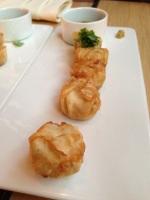 Dumplings appetizer (Duozo/Boston MA)
