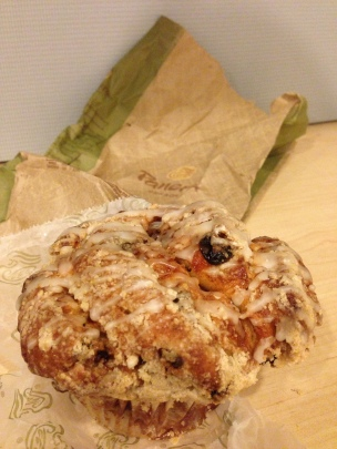 Muffin (Panera Bread/Boston MA)