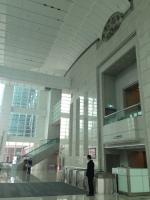 front lobby of taipei101