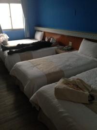 Green Island hotel room