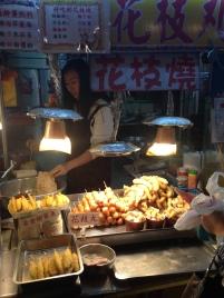 night market fried squid
