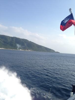 Bye bye Green island