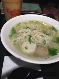 Taipei dinner