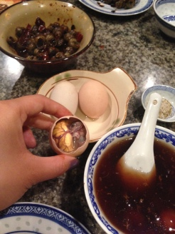 little chicken egg