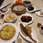 first dinner in Guangzhou