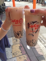 large bubble Tea