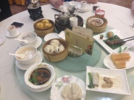 Morning Dimsum in Dong Guan