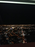 Top of Stratosphere View