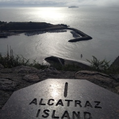 Alcatraz Island direction